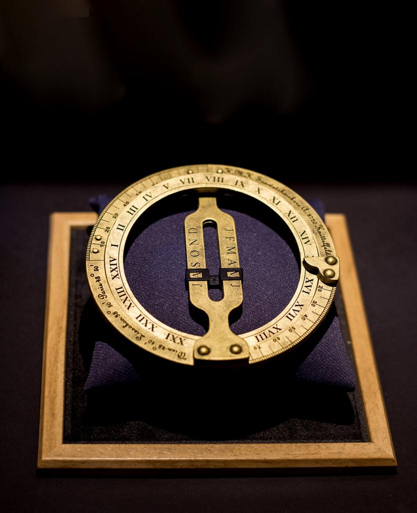 Equinoctial ring dial - Kerry Connolly