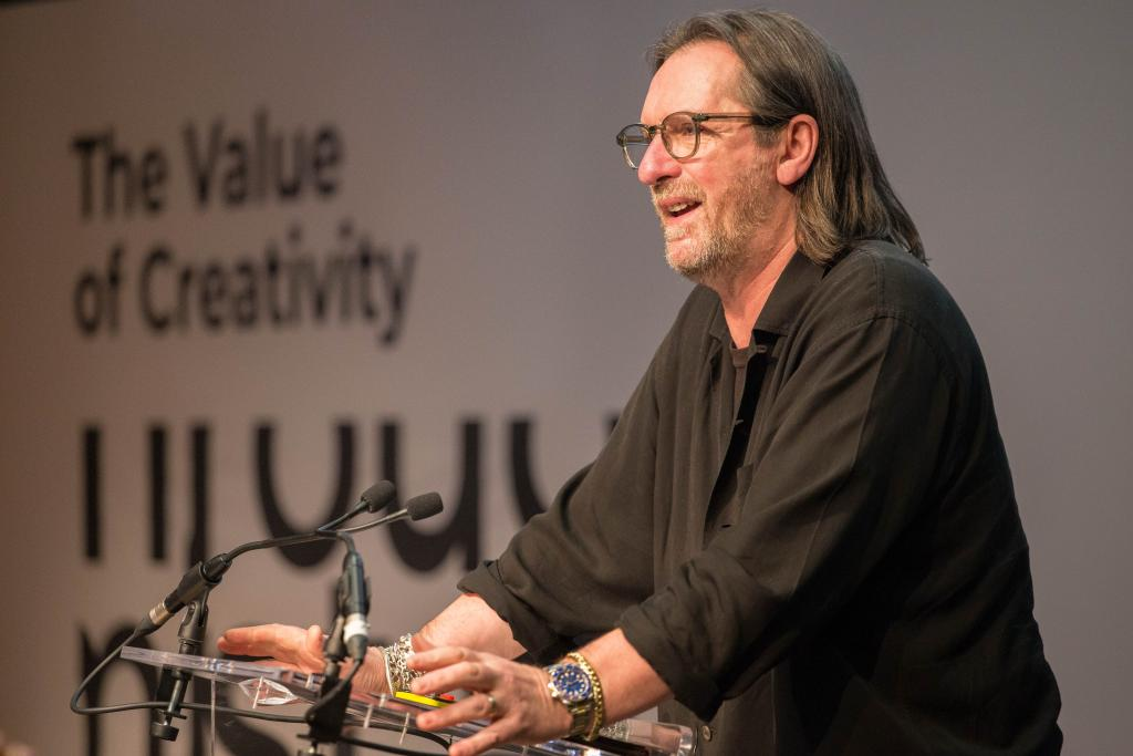 Creative Industries' Symposium_David Eustace
