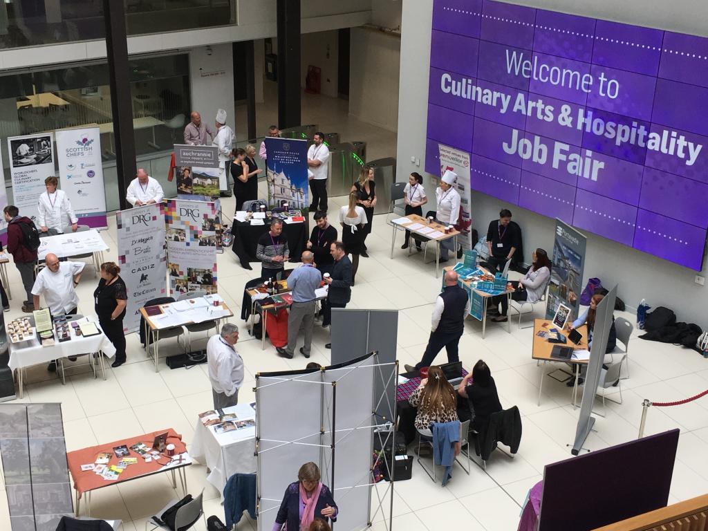 Culinary Arts&Hospitality Job Fair_May19