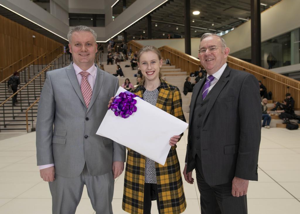 Derek Timpany, Heather Ramsey, Principal Little