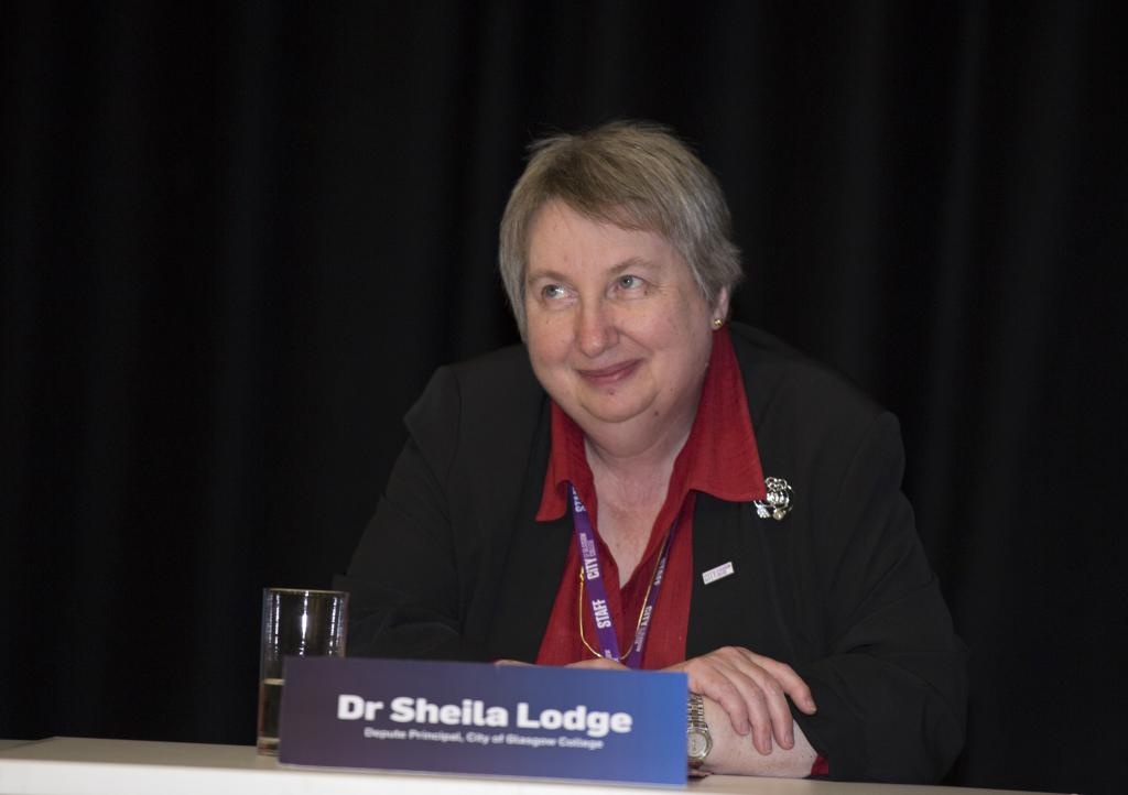 Dr Sheila Lodge_Depute Principal City of Glasgow College