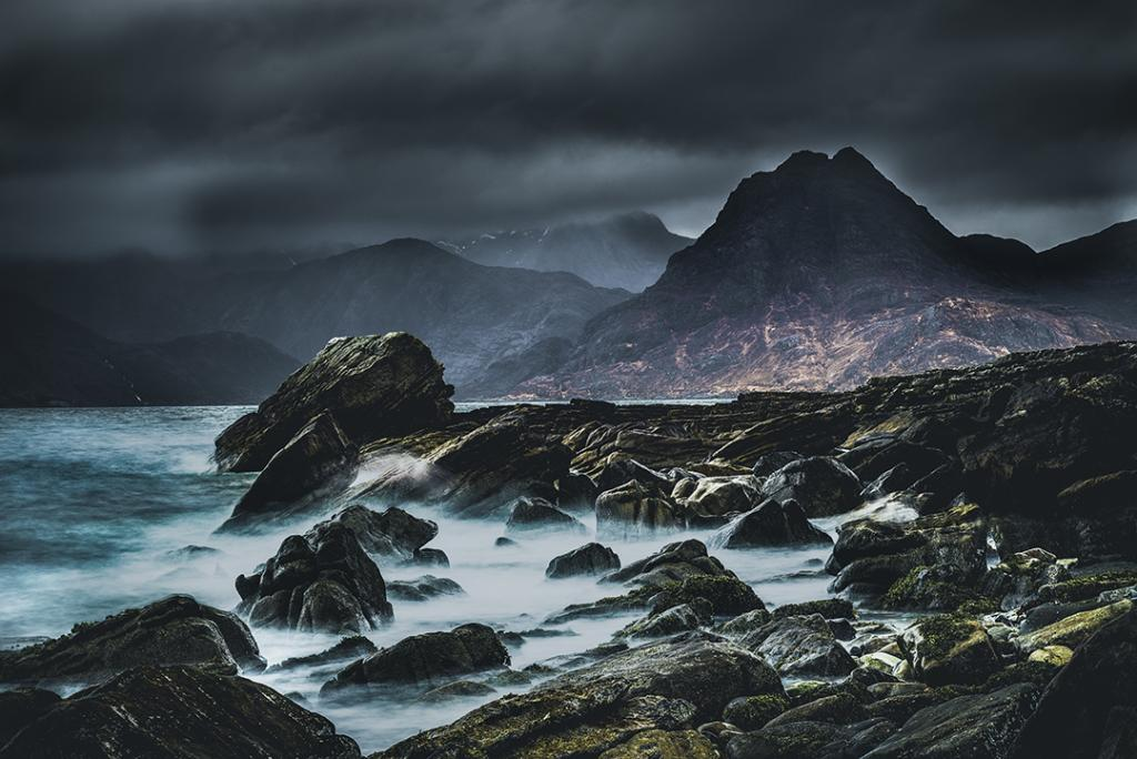 Elgol (photograph Paul Little)