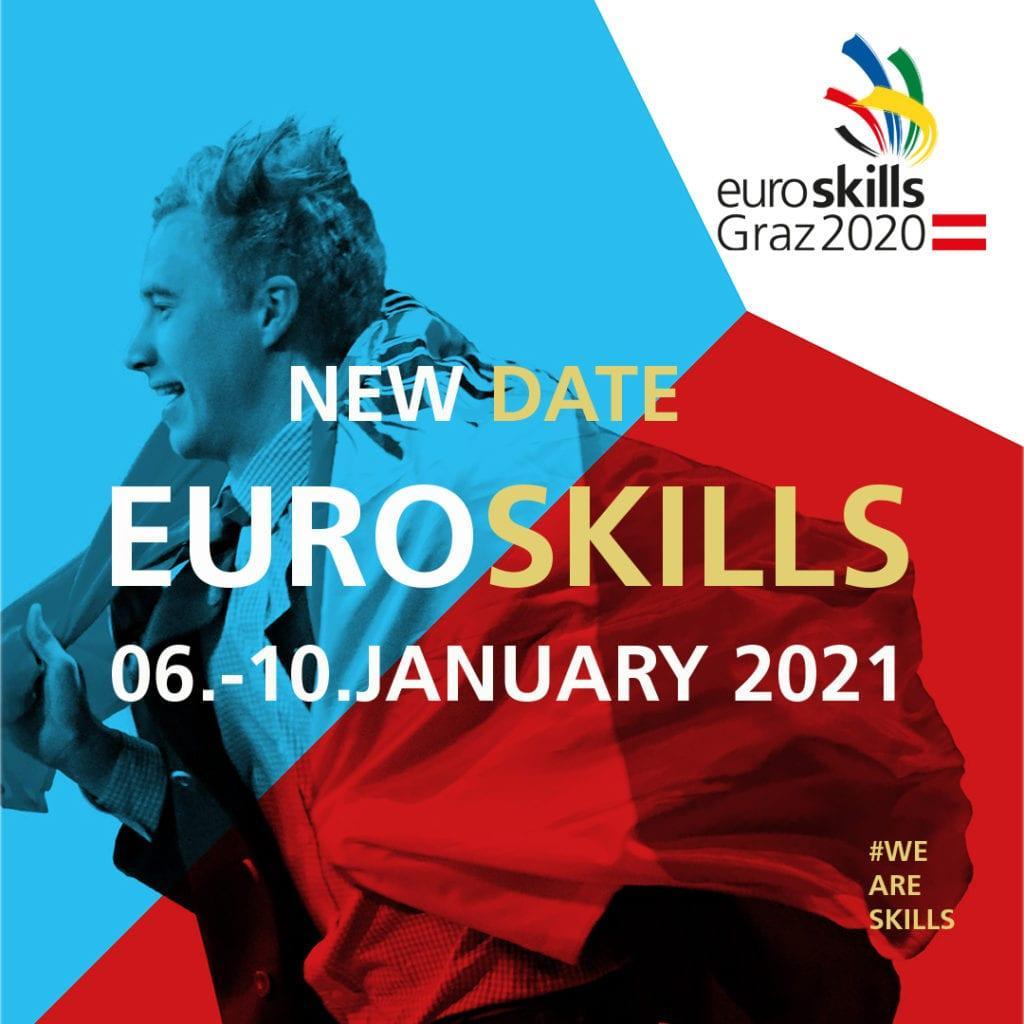 EuroSkills 2020 logo