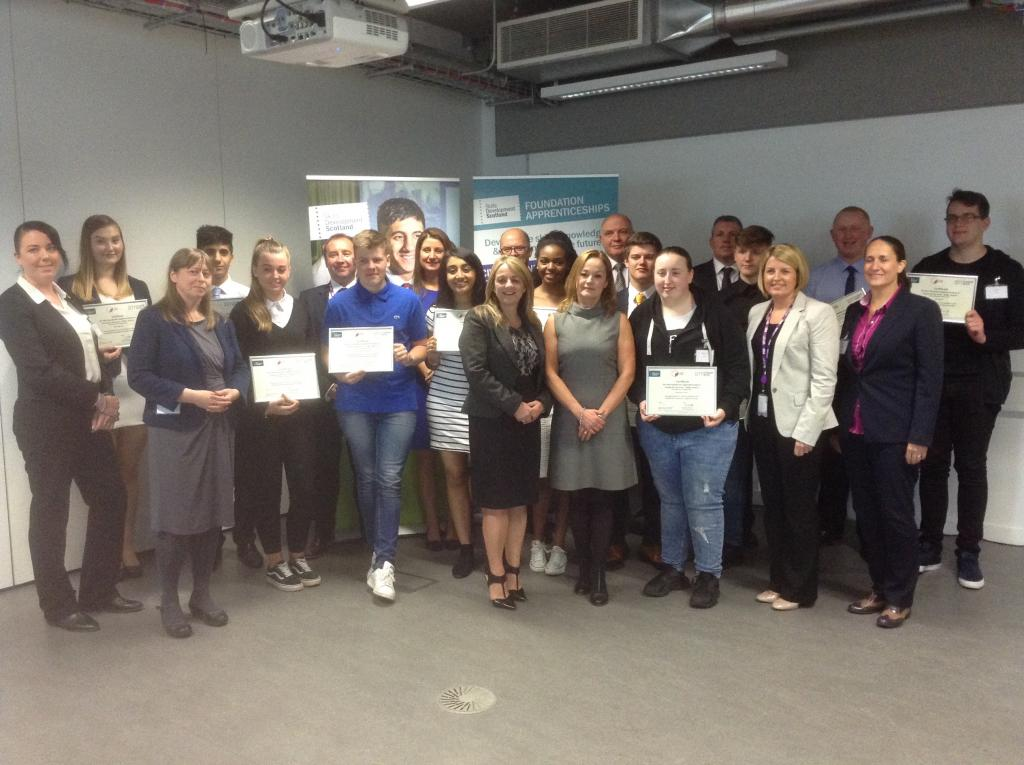 FA Financial Services - Presentation of Certificates