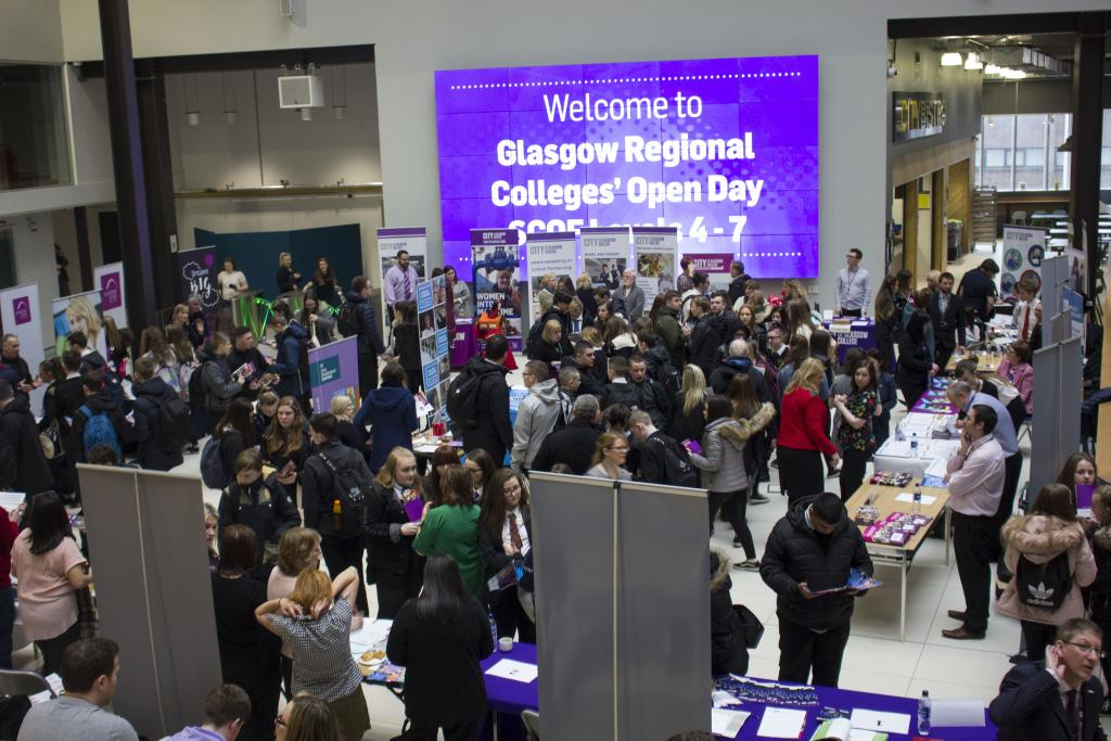 Glasgow Regional Colleges' Open Day Photo 6