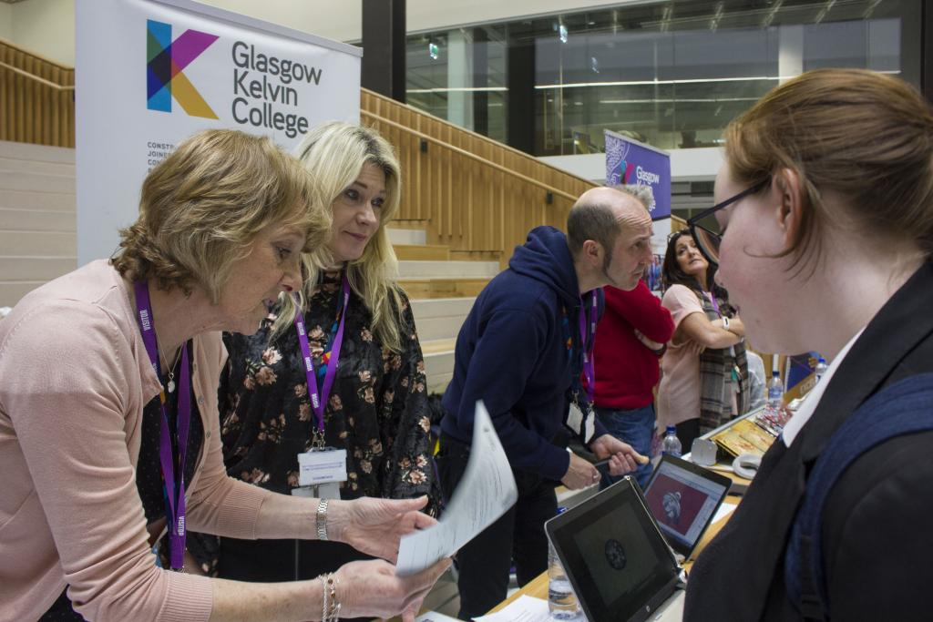 Glasgow Regional Colleges' Open Day Photo 5