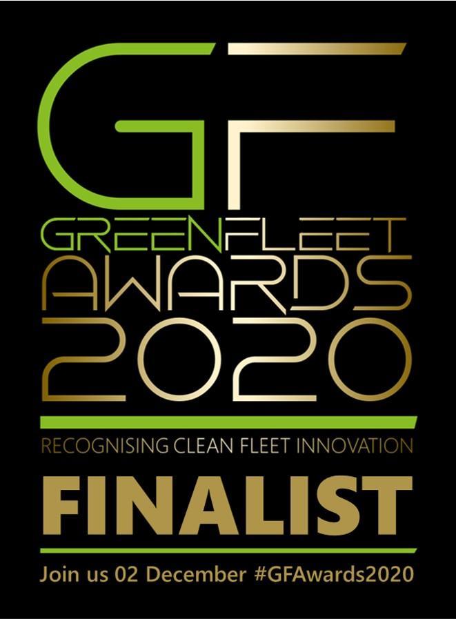 City of Glasgow College - Finalist in GREENFLEET Awards 2020