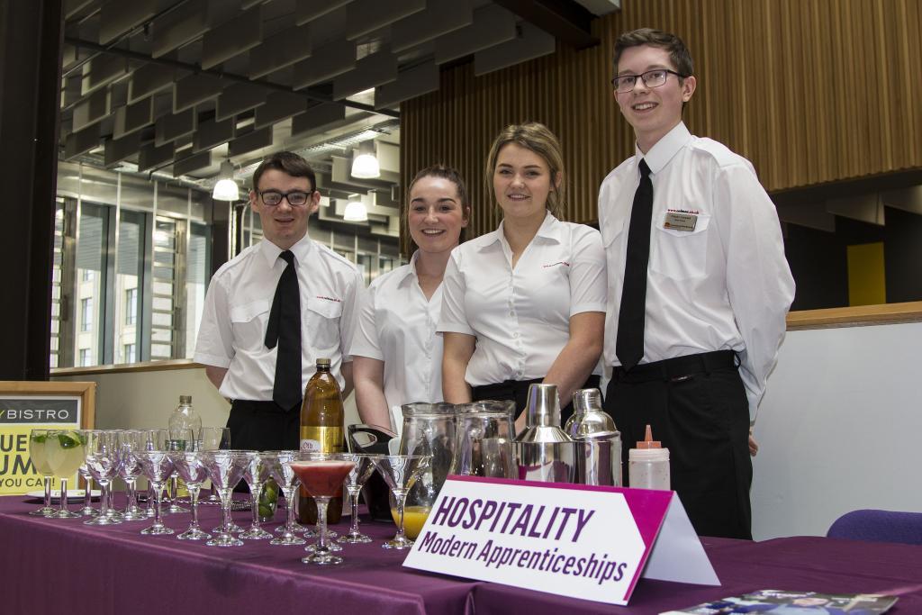 Hospitality Apprentices_CoGC_CalMac