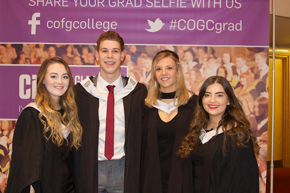 City of glasgow college graduation photos 7