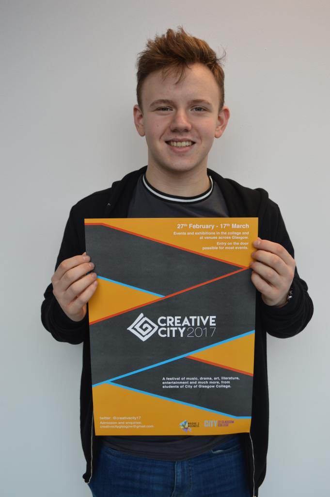 Jonathan Gilbride - Festival Brochure