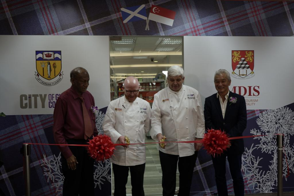 MDIS Launch of Culinary and Bakery Studio
