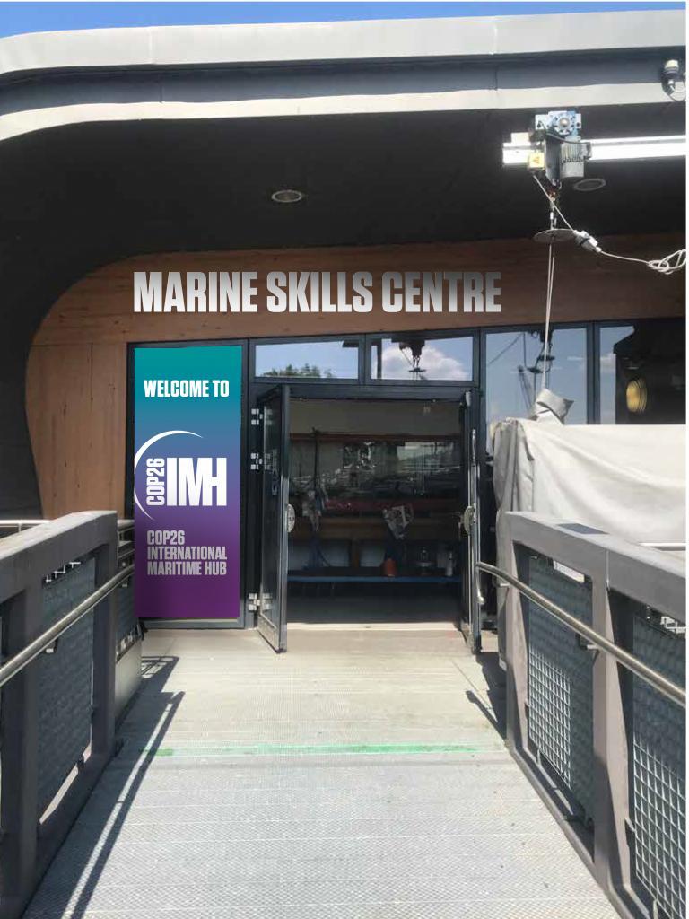 Marine Skills Centre at Riverside Campus