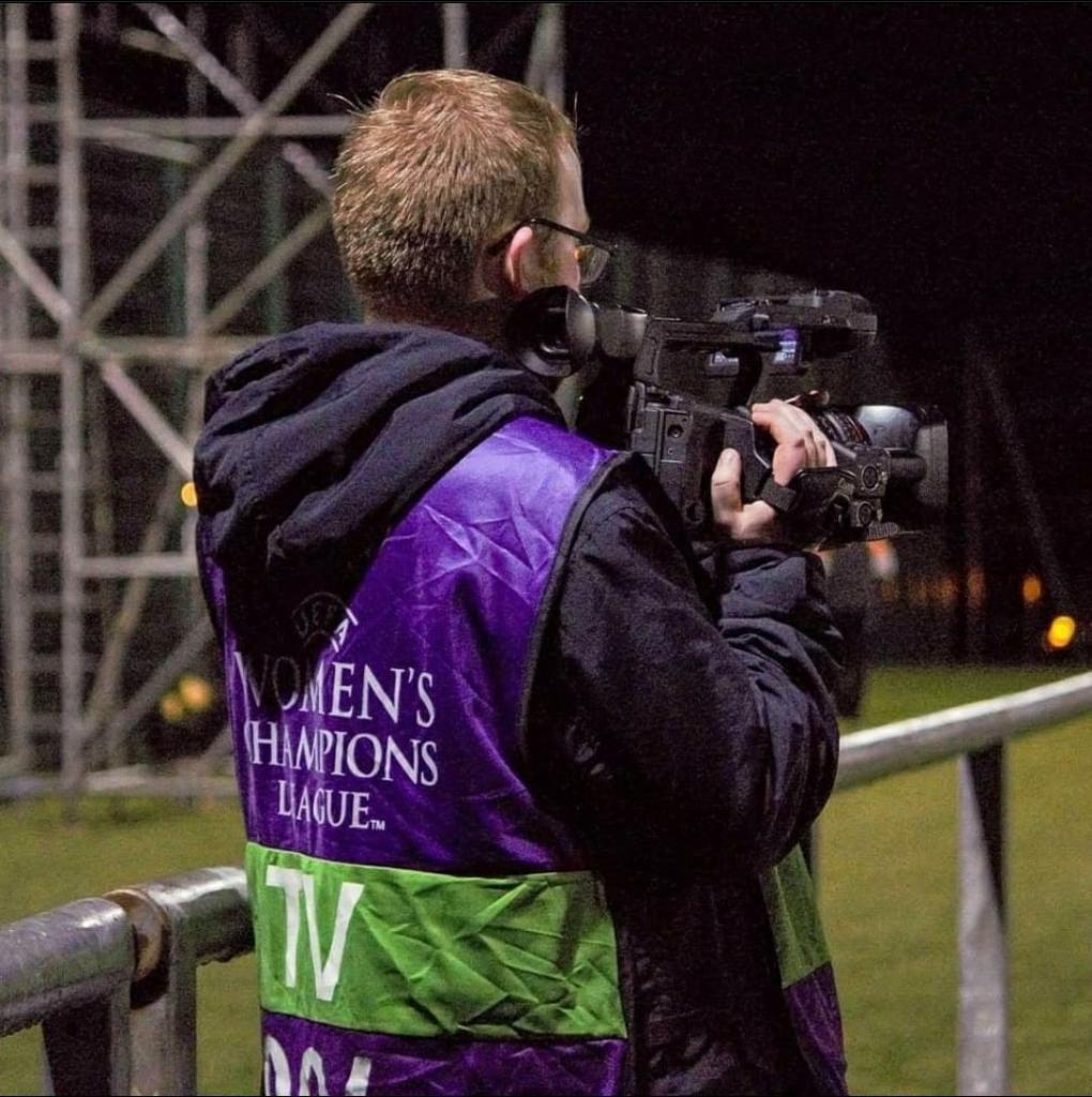 MarcHarvey_Working with Glasgow City Women's Football