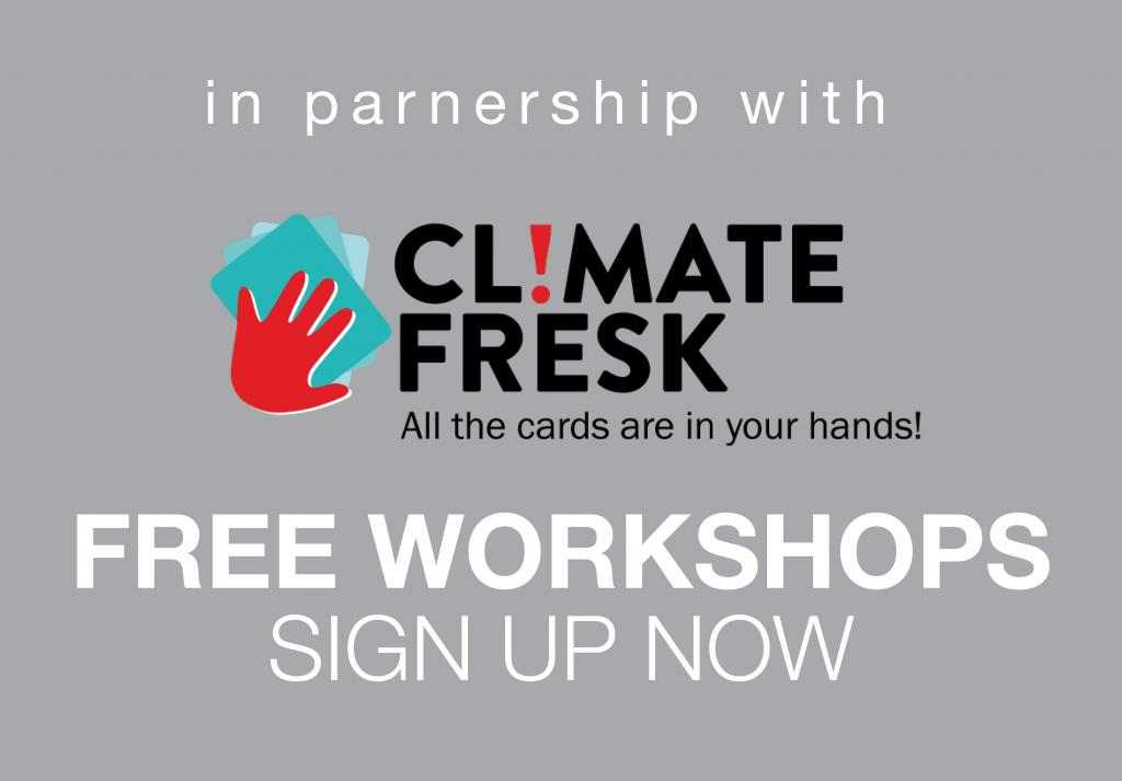 Image for Climate Fresk workshops at City of Glasgow College