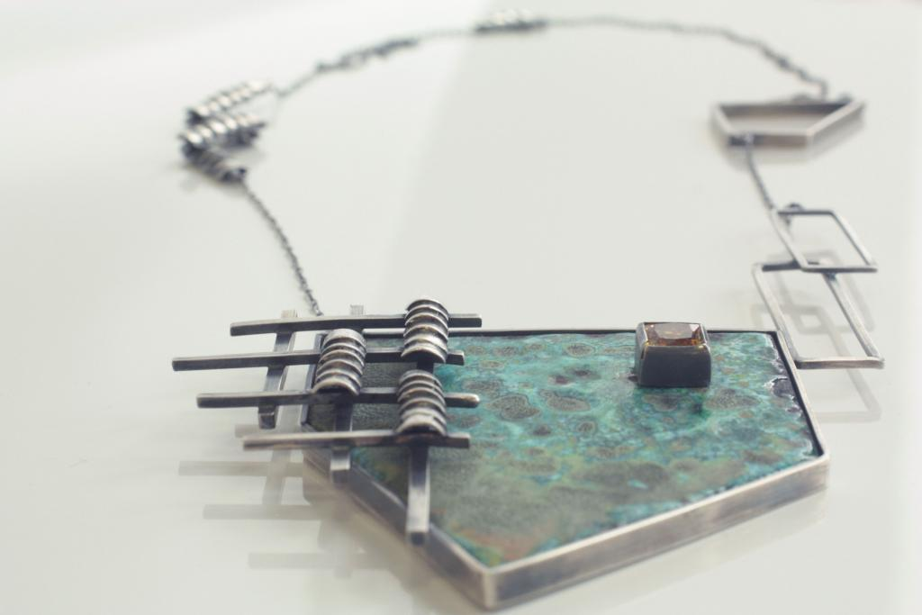 Embedding sustainability into the art of jewellery making