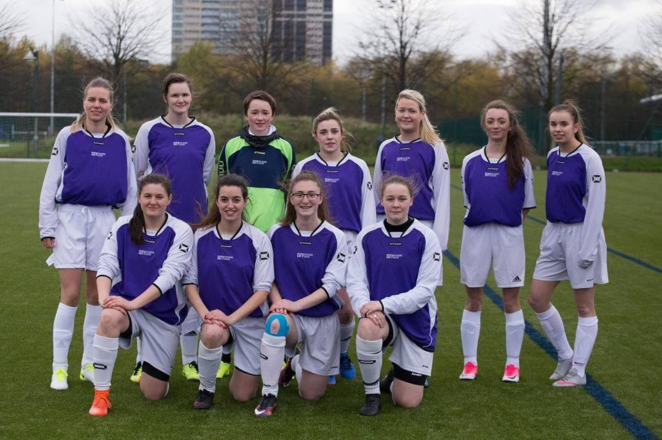 CoGC Student Football Team (female)
