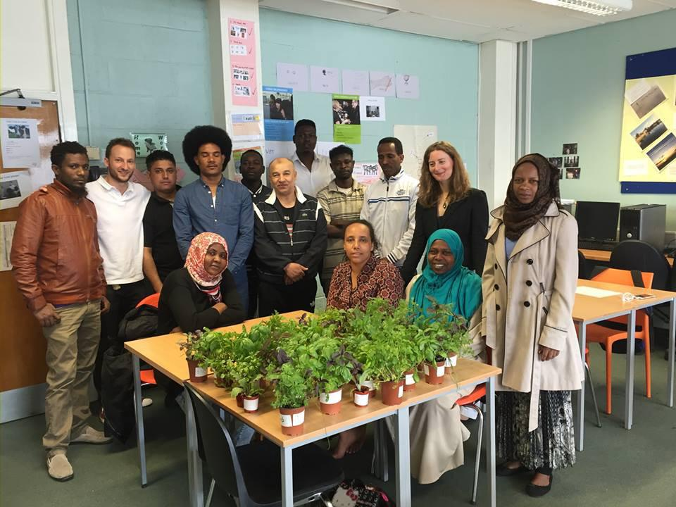 ESOL Goes Green