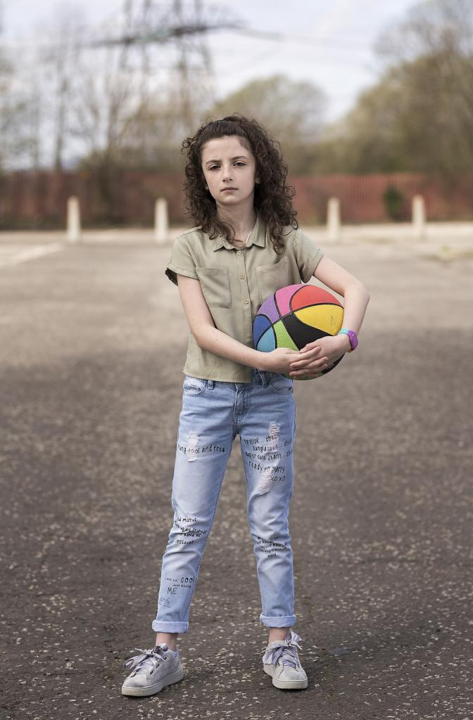 Portrait of Britain: G22 | Age 11 | Basketball | 2018
