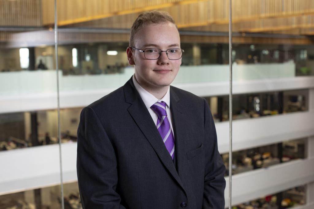 Dylan Duff_Student President