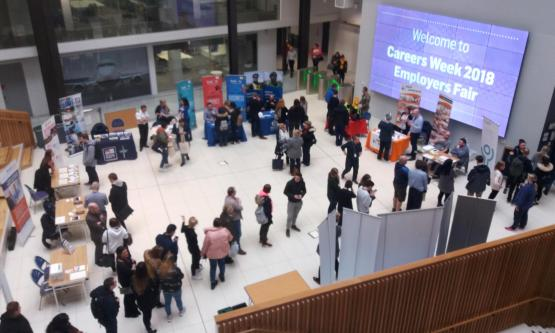 Careers Week Employers Fair