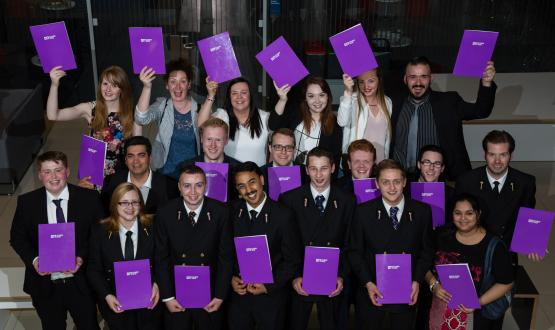 City of Glasgow College Student Excellence & Achievement Awards