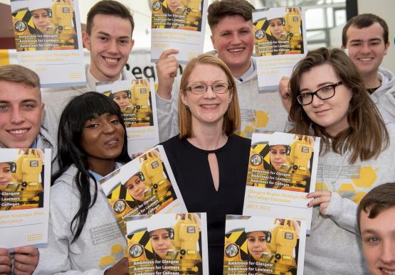 Glasgow Regional Foundation Apprentices