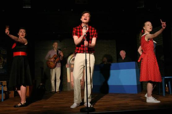 City of Glasgow College student, Gregor MacKay - A Play A Pie and A Pint