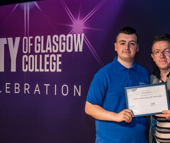 Supported Learner wins Overall Apprentice of the Year