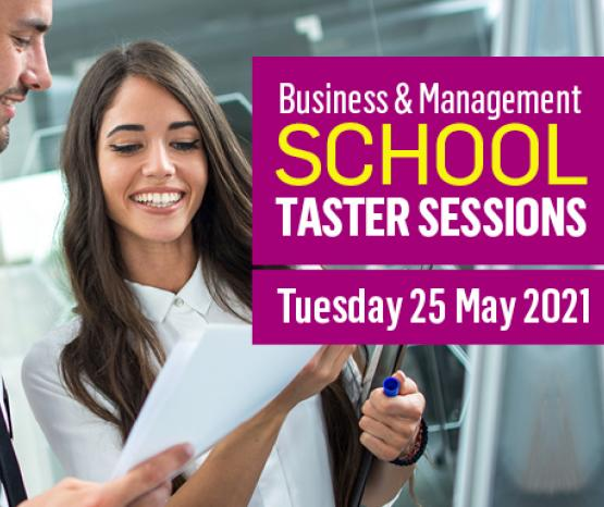 Business & Management Taster Sessions