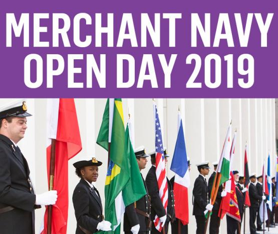 Merchant Navy Open Day - Courses & Training Information