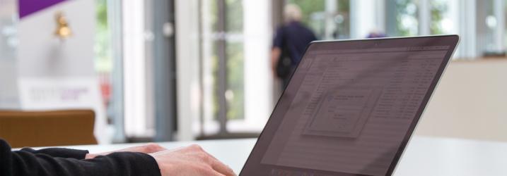 Connecting a laptop to Eduroam