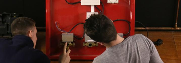 Gas fixtures