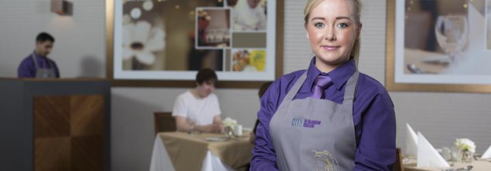 Hospitality and Licensed Trade Training at City of Glasgow College