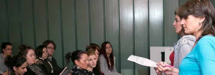 Apprenticeship meeting
