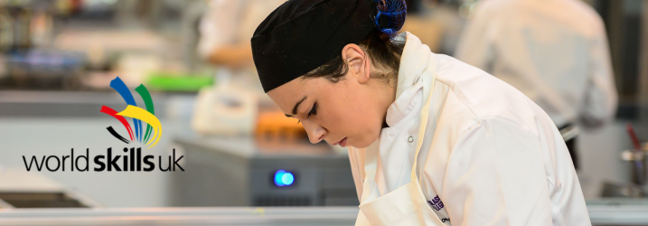 Student competes at the WorldSkills UK Skills Show in Birmingham